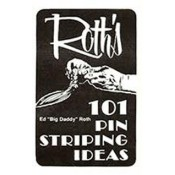 101 pinstriping ideas by ed big daddy roth