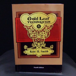 gold leaf techniques: IN STOCK