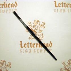"Flat Lettering Brushes ""Jet Stroke"" series-1962 size 1/8"""