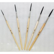 series-838 out-liner mack brushes
