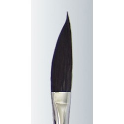 "Aqua-Flow Dagger Pinstriping Brush Series-990 size 1/2"""