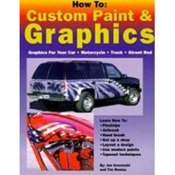 Custom Paint Graphics Book