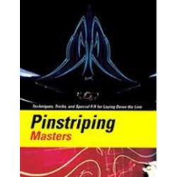 Pinstriping Masters Book 1