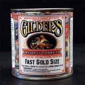 Gold Size adhesives