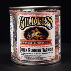 Gilders Quick Rubbing Varnish