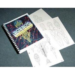 Bobbo's Little Book of Pinstripe Designs and Pinstripe Patterns