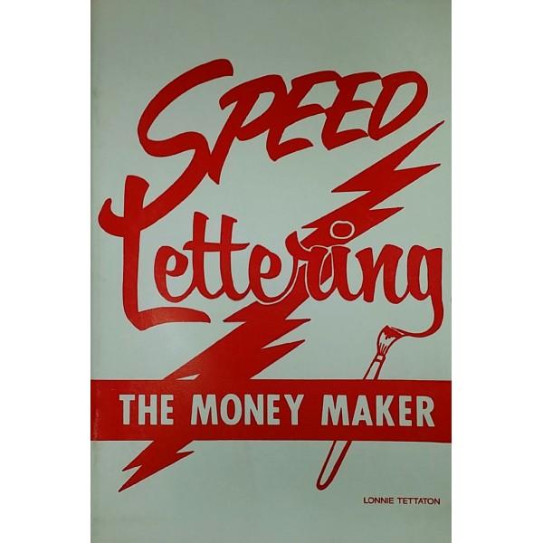 80's Speed Lettering Money Maker - Book
