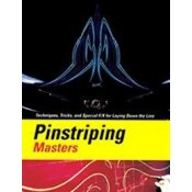Pinstriping Masters 1 Book