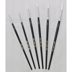 Series 258 Taklon Script Brush Mack