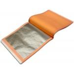 12kt White Gold Leaf Patent-Book