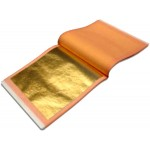 23.75kt Rosenoble Gold Leaf Patent-Book