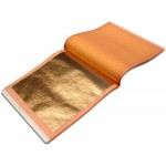 Manetti 22kt-Moon Gold-Leaf Patent-Book
