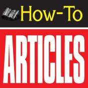 How To Articles