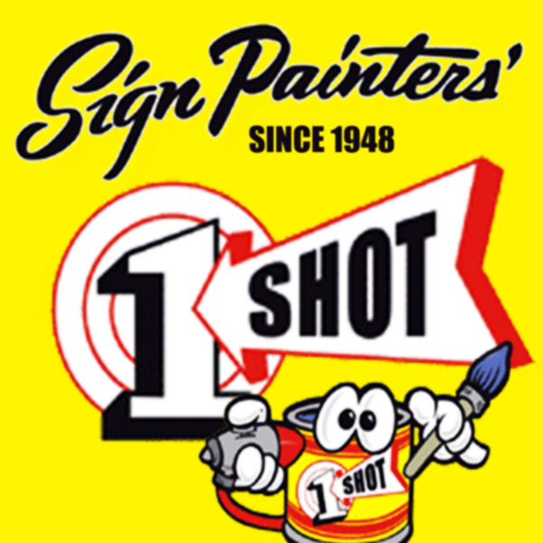 Pinstriping & Sign Painters One Shot Sign paint